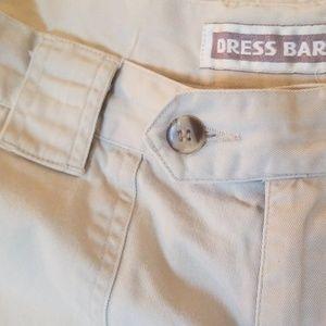 c865f1f594 Dress Barn Shorts   Womens Light Tan Cargo   Poshmark